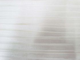 Great value 12mm Lingerie Strap Elastic- Shiny Ivory available to order online Australia