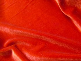 Great value 2way Stretch Velvet- Red available to order online Australia