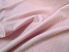 Great value 2way Stretch Velvet- Light Pink available to order online Australia