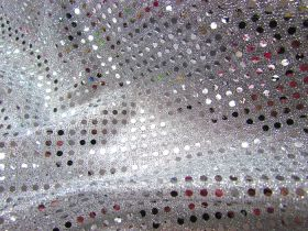 Great value 3mm American Sequins- Silver/White available to order online Australia
