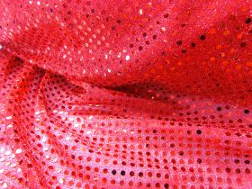 Great value 3mm American Sequins- Red available to order online Australia