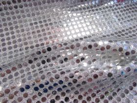 Great value 6mm American Sequins- Silver/White available to order online Australia