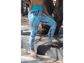 Great value Bay Run Leggings Downloadable Pattern- Sizes 6-16 available to order online Australia