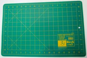 Great value Birch Double-sided Cutting Mat- 30cm x 45cm available to order online Australia