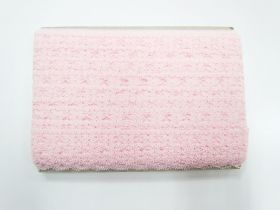 Great value 47m card of Dainty Blossom Lace Trim- Pink available to order online Australia