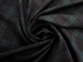 Great value Prague Wool Blend Check #4703 available to order online Australia