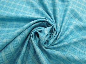 Great value Sydney Viscose Blend Check #4717 available to order online Australia