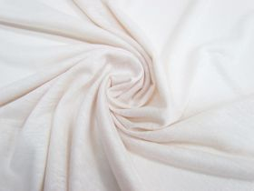 Great value Linen Cupro Jersey- Peach #2726 available to order online Australia