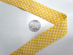 Great value A Day In The Country Bias- Medium Check- Yellow available to order online Australia