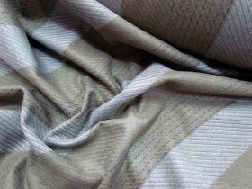 Great value Bobbi Stripe Wool Flannel- Pepper available to order online Australia