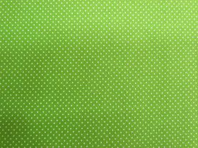 Great value Fresh Tiny Spots Cotton- Garden Green #PW1017 available to order online Australia