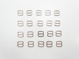 Great value 7mm Silver Strap Adjusters RW283- 20 for $4 available to order online Australia
