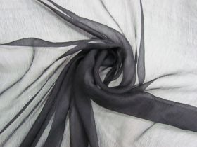 Great value Silk Yoryu Chiffon- Cosmic Black #2784 available to order online Australia