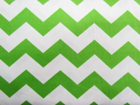 Great value Chevron Cotton- Lime #2791 available to order online Australia