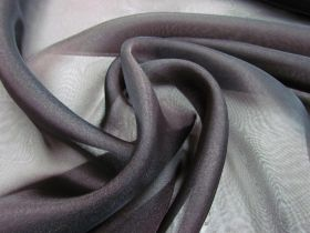Great value Wide Width Crystal Organza- Dark Chocolate- Reduced from $11.95m available to order online Australia