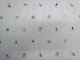 Great value Liberty Cotton- Java Feather- Grey 5912C- The Emporium Collections available to order online Australia