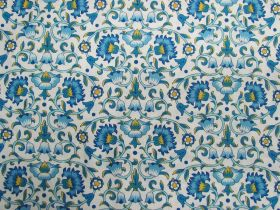 Great value Liberty Cotton- Culodden Vine- 5910B- The Emporium Collection available to order online Australia