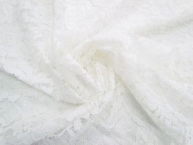 Great value Flower Bed Lace- Ivory #4784 available to order online Australia
