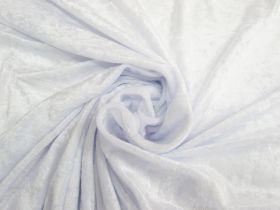 Great value Panne Velvet- Moonlight White #4786 available to order online Australia