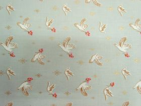 Great value Ruby Star Society Cotton- Candlelight- Doves 35-11M available to order online Australia