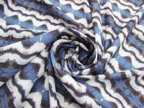 Great value Heavyweight Kaleidoscope Stripe Spandex #4823 available to order online Australia