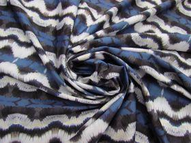 Great value Kaleidoscope Stripe Spandex #4826 available to order online Australia