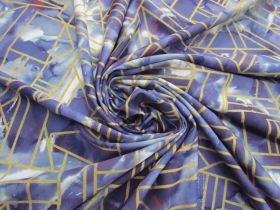Great value Geo Marble Spandex #4829 available to order online Australia