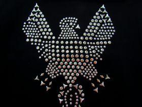 Great value Studded Embellishment Motif Bundle- Eagle- 3 for $5 available to order online Australia