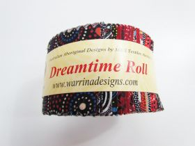 Great value Dreamtime Jelly Roll- Red Colour Theme available to order online Australia
