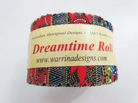 Great value Dreamtime Jelly Roll- Multi Colour Theme available to order online Australia