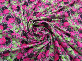 Great value Vibrant Flowerbed Spandex #4879 available to order online Australia