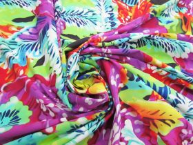 Great value Exotic Rainforest Lightweight Spandex #4889 available to order online Australia