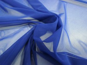 Great value 2way Stretch Mesh- Royal Ribbon Blue available to order online Australia