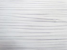 Great value 6mm Corset Lacing Cord- White #476 available to order online Australia