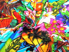 Great value Island Feast Spandex #2945 available to order online Australia
