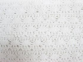 Great value 30mm Nora Cotton Lace Trim #285 available to order online Australia