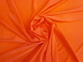 Great value Shiny Knit Spandex- Orange Burst #4918 available to order online Australia