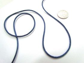 Great value Rat Tail Ribbon- Navy available to order online Australia