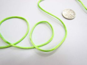 Great value Rat Tail Ribbon- Lime available to order online Australia