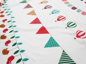 Great value Celebrations Bunting Cotton #PW1108 available to order online Australia