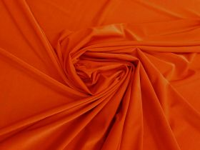Great value Lightweight Shiny Knit- Persimmon #4957 available to order online Australia