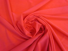 Great value Nylon Spandex Lining- Rich Red #4966 available to order online Australia
