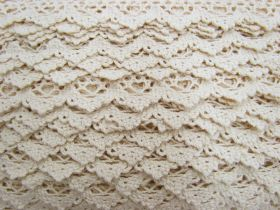 Great value 25mm Sadie Cotton Lace Trim #311 available to order online Australia