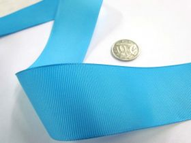 Great value Grosgrain Ribbon 38mm- Turquoise available to order online Australia