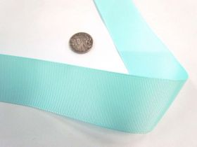 Great value Grosgrain Ribbon 38mm- Seafoam available to order online Australia
