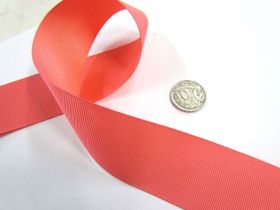 Great value Grosgrain Ribbon 38mm- Watermelon available to order online Australia