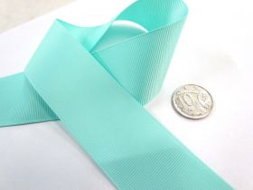Great value Grosgrain Ribbon 38mm- Teal available to order online Australia