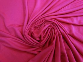 Great value Viscose Jersey- Cerise Rose #4976 available to order online Australia