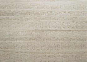 Great value 25mm Adeline Cotton Lace Trim- Natural #315 available to order online Australia