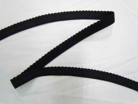 Great value 19mm Lingerie Elastic- Black available to order online Australia